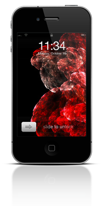 Abstract Cells 001 Apple iPhone 4 thumbnail