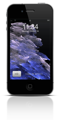 Abstract Diamonds 002 Apple iPhone 4 thumbnail
