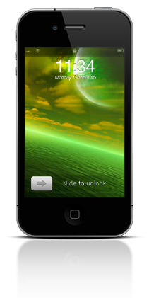 Alien Sea 001 Apple iPhone 4 thumbnail
