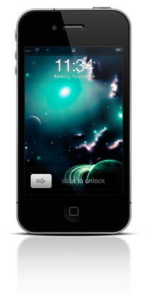 Andromede Galaxy 002 Apple iPhone 4 thumbnail