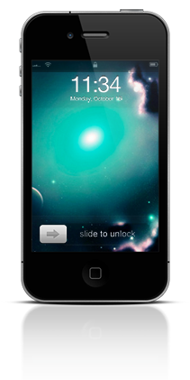 Andromede Galaxy 004 Apple iPhone 4 thumbnail