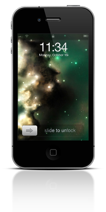 Andromede Galaxy 006 Apple iPhone 4 thumbnail