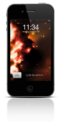 Andromede Galaxy 007 Apple iPhone 4 thumbnail