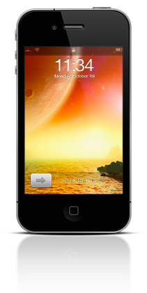 Centauri Sunset 001 Apple iPhone 4 thumbnail