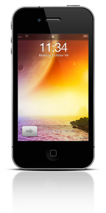 Centauri Sunset 002 Apple iPhone 4 thumbnail