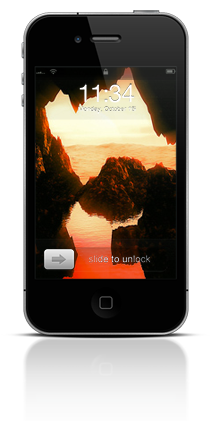 Dune Water 002 Apple iPhone 4 thumbnail
