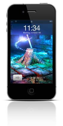 Excalibur 001 Apple iPhone 4 thumbnail