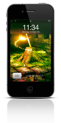Excalibur 002 Apple iPhone 4 thumbnail