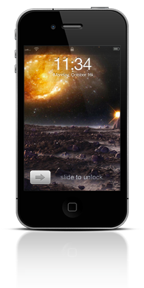 Far In The Universe 003 Apple iPhone 4 thumbnail