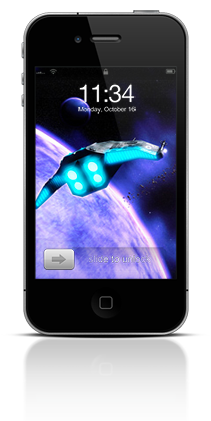 Flight Over Geonos 001 Apple iPhone 4 thumbnail