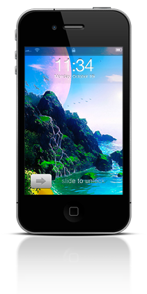Free Island 001 Apple iPhone 4 thumbnail