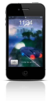 Futur Rain 001 Apple iPhone 4 thumbnail