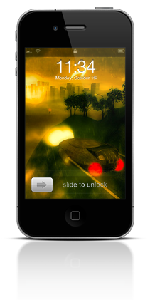 Futur Rain 002 Apple iPhone 4 thumbnail