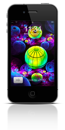 Lampiony 001 Apple iPhone 4 thumbnail