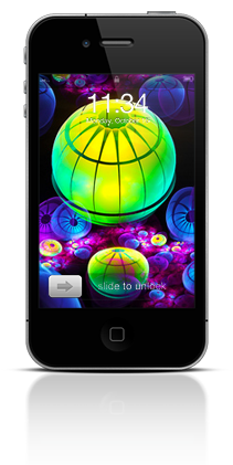 Lampiony 004 Apple iPhone 4 thumbnail