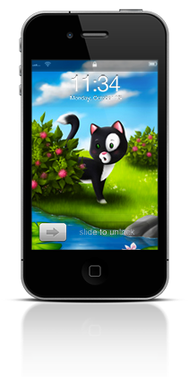 Lovely Cat Adventures 001 Apple iPhone 4 thumbnail