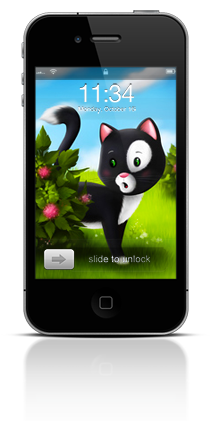 Lovely Cat Adventures 002 Apple iPhone 4 thumbnail