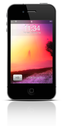 Mysterious Tower 004 Apple iPhone 4 thumbnail