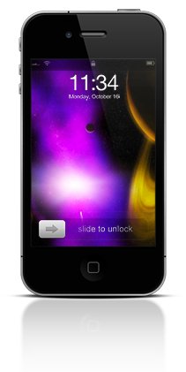 Saturnian System 001 Apple iPhone 4 thumbnail