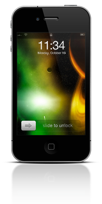 Saturnian System 002 Apple iPhone 4 thumbnail