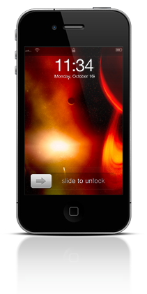 Saturnian System 003 Apple iPhone 4 thumbnail
