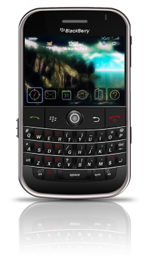 Dark Journey BlackBerry Bold thumbnail
