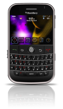 Saturnian System 001 BlackBerry Bold thumbnail