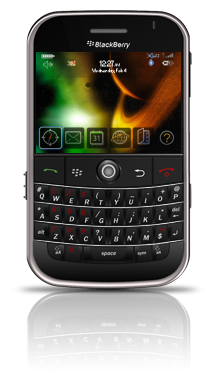 Saturnian System 002 BlackBerry Bold thumbnail