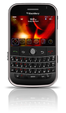 Saturnian System 003 BlackBerry Bold thumbnail