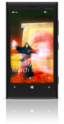 Incantation 002 Nokia Lumia 920 BLACK thumbnail