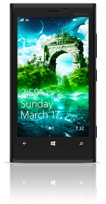 Lost Civilization 001 Nokia Lumia 920 BLACK thumbnail