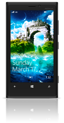 Lost Civilization 002 Nokia Lumia 920 BLACK thumbnail