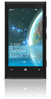 Reaching The Stars 002 Nokia Lumia 920 BLACK thumbnail