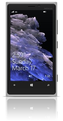 Abstract Diamonds 002 Nokia Lumia 920 GREY thumbnail