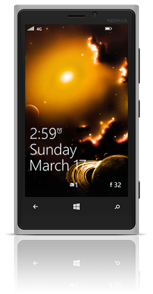Andromede Galaxy 003 Nokia Lumia 920 GREY thumbnail