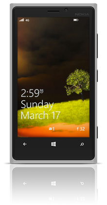 Chosen One Nokia Lumia 920 GREY thumbnail
