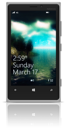 Dark Journey Nokia Lumia 920 GREY thumbnail