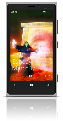 Incantation 002 Nokia Lumia 920 GREY thumbnail
