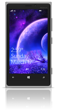 Magnificent Planets 001 Nokia Lumia 920 GREY thumbnail
