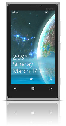 Reaching The Stars 002 Nokia Lumia 920 GREY thumbnail