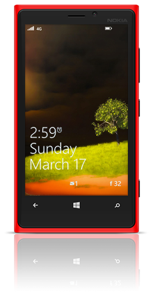 Chosen One Nokia Lumia 920 RED thumbnail