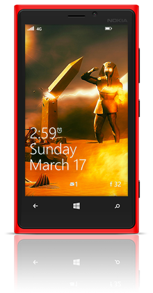 Divine Intervention 002 Nokia Lumia 920 RED thumbnail