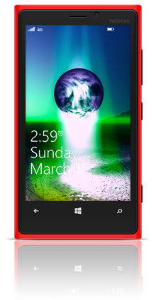 Earth Birth 002 Nokia Lumia 920 RED thumbnail