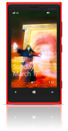 Incantation 002 Nokia Lumia 920 RED thumbnail