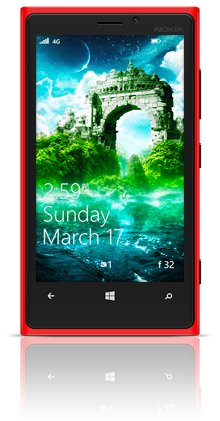 Lost Civilization 001 Nokia Lumia 920 RED thumbnail