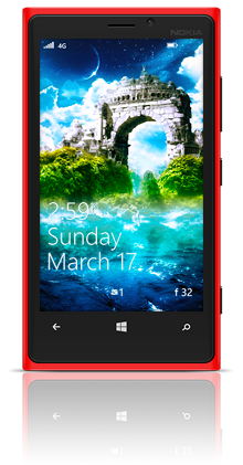 Lost Civilization 002 Nokia Lumia 920 RED thumbnail