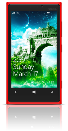 Lost Civilization 004 Nokia Lumia 920 RED thumbnail