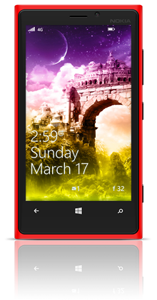 Lost Civilization 006 Nokia Lumia 920 RED thumbnail