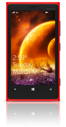 Magnificent Planets 002 Nokia Lumia 920 RED thumbnail