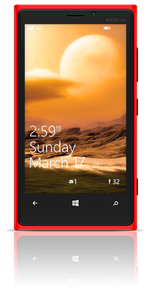 Tidal Forces 002 Nokia Lumia 920 RED thumbnail